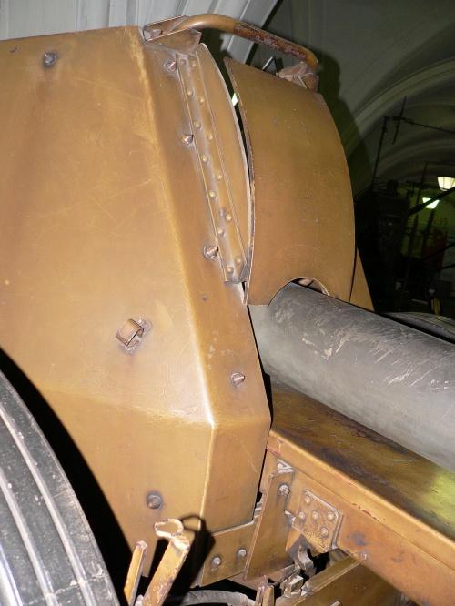 Фотообзор - немецкое противотанковое орудие 8.8cm Pak 43-41 (141 фото)