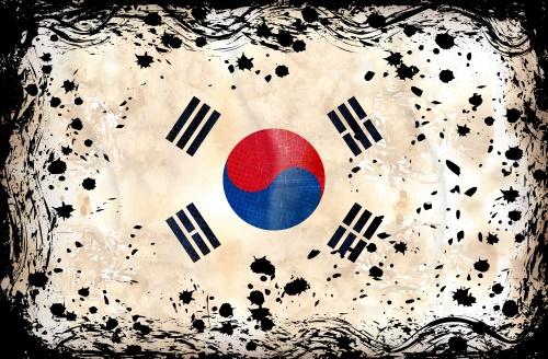Нарисованные флаги (21 работ)