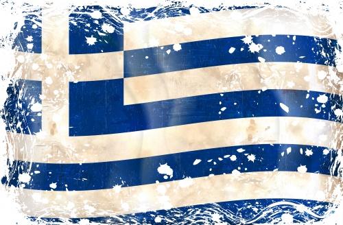 Нарисованные флаги (21 фото)