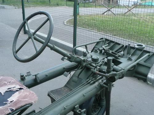 Фотообзор - советская 85-мм самодвижущаяся пушка СД-44 (62 фото)