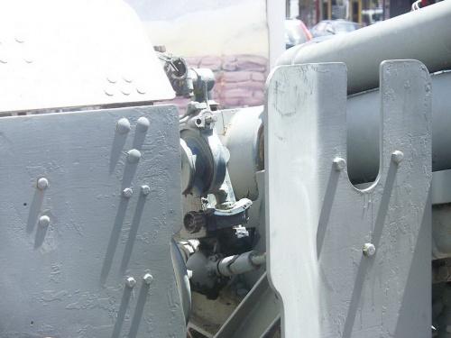 Фотообзор - американская гаубица M2A1 калибра 105mm (25 фото)
