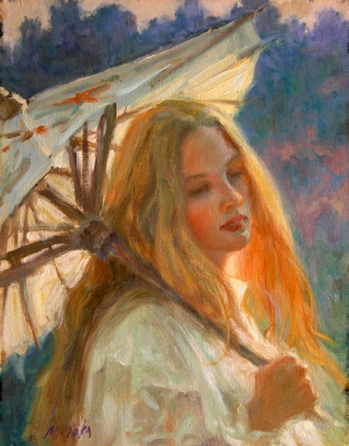 Художник Miriam Briks (31 обоев)