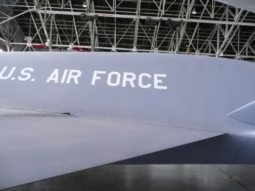 Американский прототип истребителя пятого поколения Northrop-McDonell Douglas YF-23 Black Widow II (117 фото)