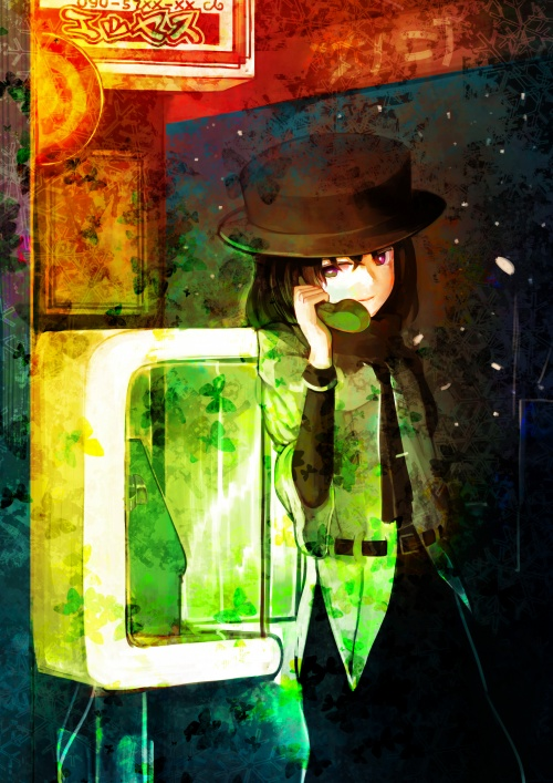 Pixiv Artist - orga (123 обоев)