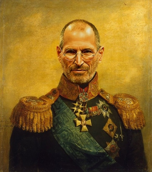 Знаменитости в форме русских генералов (71 обоев)