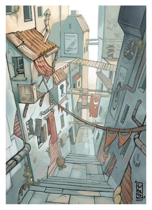 Arts by Catell-Ruz (61 обоев)
