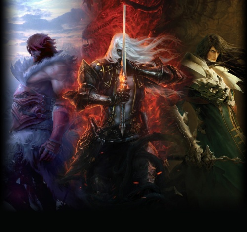 Castlevania: Lords of Shadow - Mirror of Fate Artbook (77 фото)