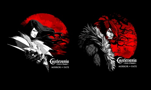Castlevania: Lords of Shadow - Mirror of Fate Artbook (77 обоев)