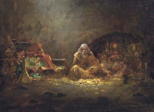 Английский художник William Arthur Breakspeare (1855-1914) (76 работ)