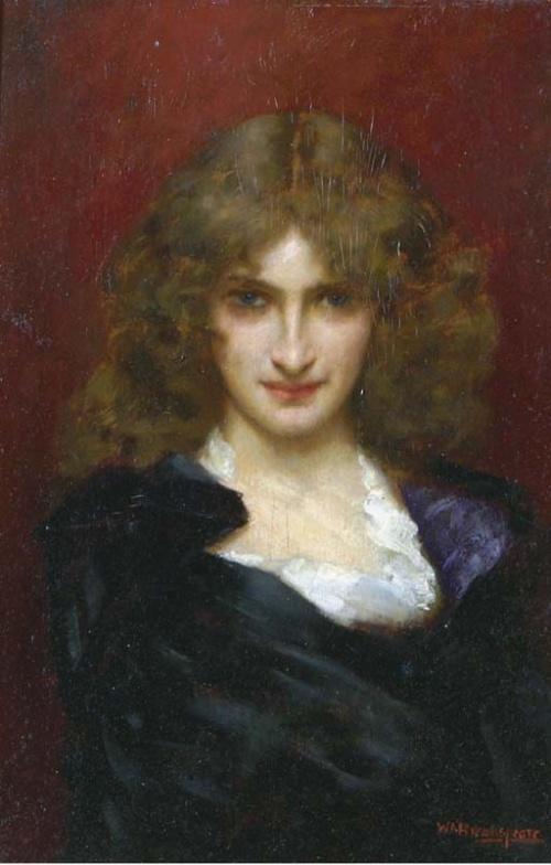 Английский художник William Arthur Breakspeare (1855-1914) (76 обоев)
