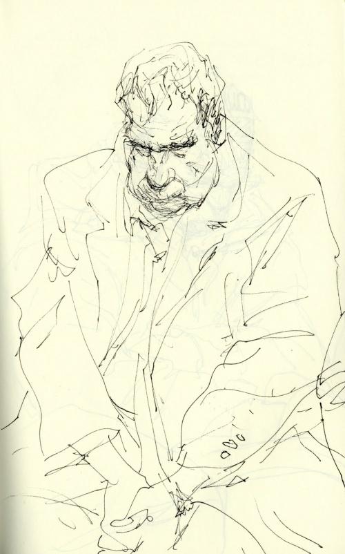 Американский художник Peter De Seve (Питер Де Севе) - создатель Скрата (484 обоев)