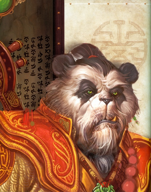 The Art of World of Warcraft: Mists of Pandaria (207 обоев)