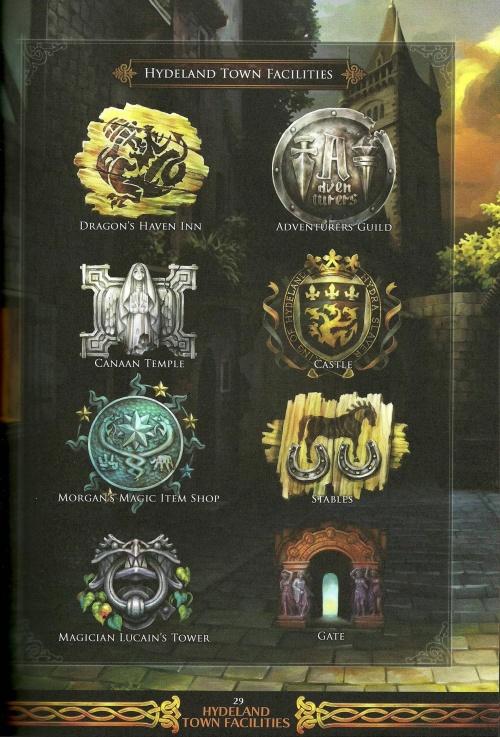 Dragons Crown Art Works (66 обоев)