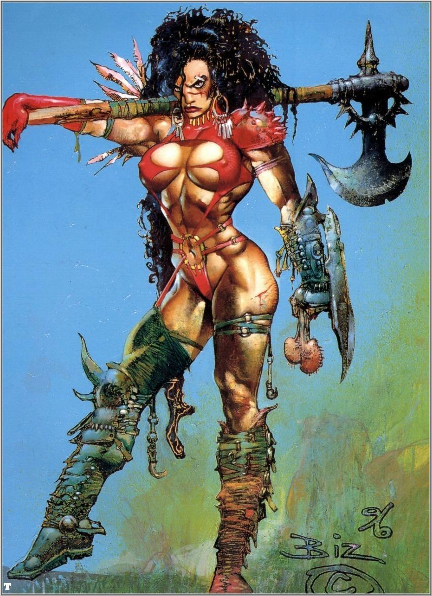 Heavy metal fakk mods nude exploited photo