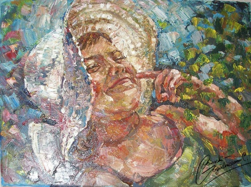 Художник Carolina Ocinschi-Gogalniceanu (41 обоев)