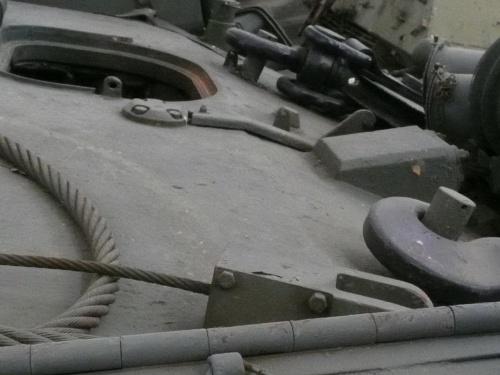 Британская бронированая ремонтно-эвакуационная машина FV4204 Chieftain Mk.7 ARV (148 фото)