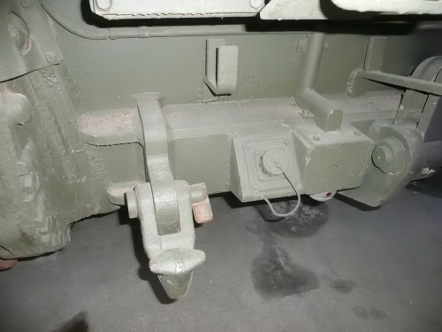Британская бронированая ремонтно-эвакуационная машина FV4204 Chieftain Mk.7 ARV (148 обоев)