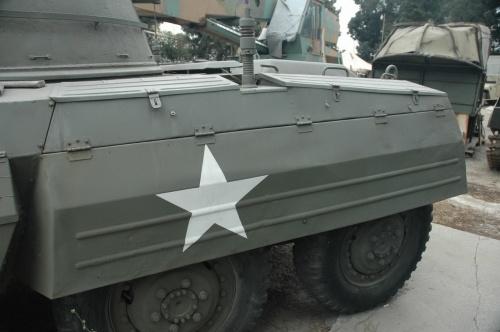 Американский лёгкий бронеавтомобиль M8 (79 обоев)