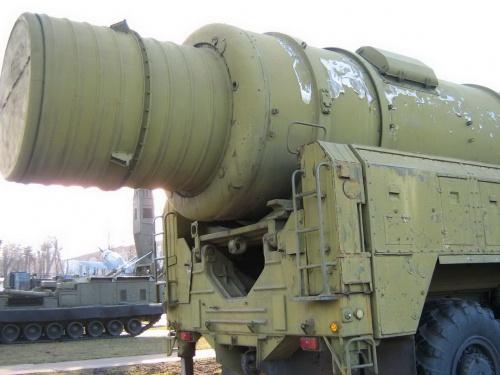 Советский подвижный грунтовый ракетный комплекс RSD-10 Pioner (SS-20) (42 фото)