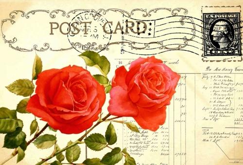 Клипарт Арт - Винтажные фоны и открытки (42 обоев)