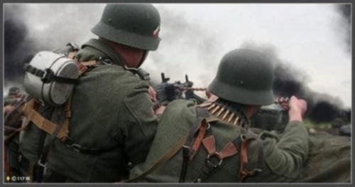 Фотографии из немецкого федерального архива часть 62 (112 фото)