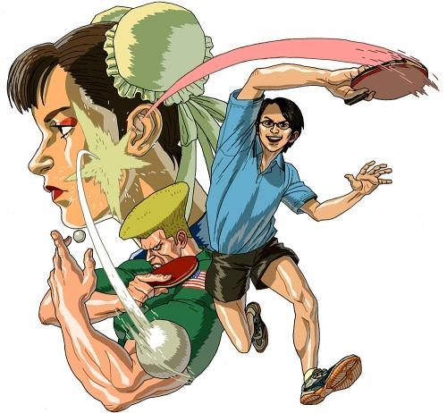 Иллюстратор Afu Chan (135 обоев)