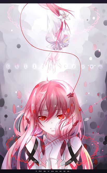 Art - Guilty Crown (156 обоев)