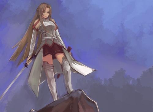 Art - Sword Art Online Part 2 (185 работ)