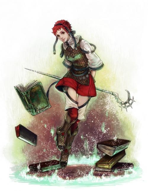 Pixiv Artist - chatalaw (23 обоев)