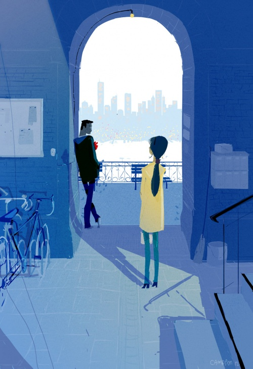 Иллюстраторы - наши современники - Pascal Campion (867 обоев)