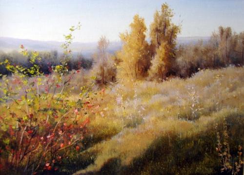 Работы художника Георгия Задорожнюка (33 обоев)