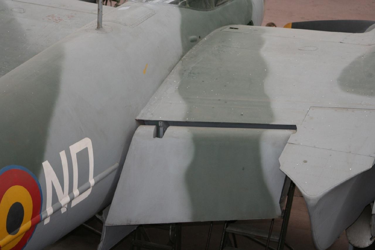 Обои De havilland mosquito, британский многоцелевой бомбардировщик. Авиация foto 19