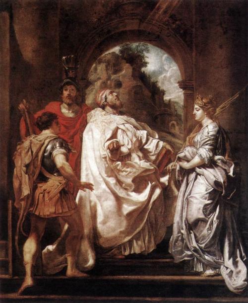 Artworks by Peter Paul Rubens. Часть 4 (81 обоев)