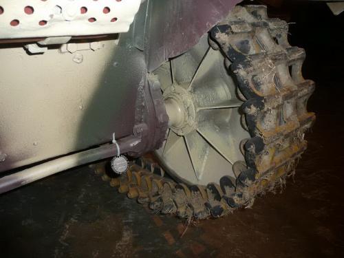 Немецкая противотанковая САУ SdKfz 131 MarderII (68 обоев)