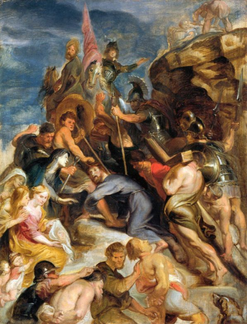 Artworks by Peter Paul Rubens. Часть 1