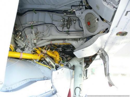 Советский многоцелевой истребитель МИГ-29СМТ (224 фото)