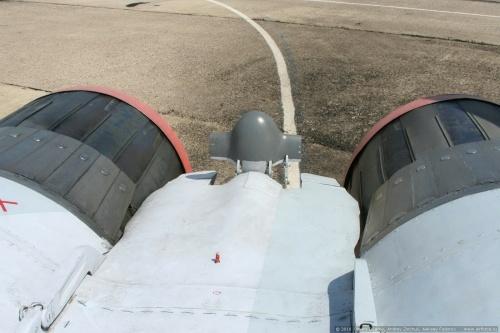 Советский многоцелевой истребитель МИГ-29СМТ (224 обоев)