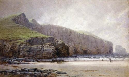 Морские акварельные пейзажи Уильяма Троста Ричардса (38 работ)