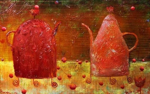 Работы художника Modestas Malinauskas (38 обоев)