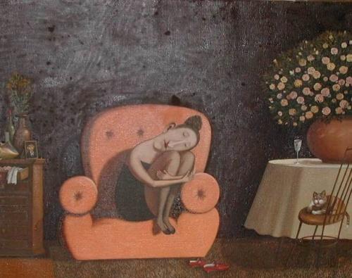 Работы художника Валентина Губарева (28 обоев)