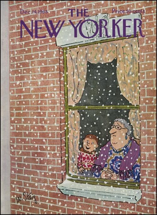 Covers magazine New Yorker 2   Обложки журнала New Yorker 2 (328 обоев)