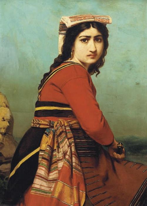Художник Leon Bazile Perrault (1832-1908) (64 работ)