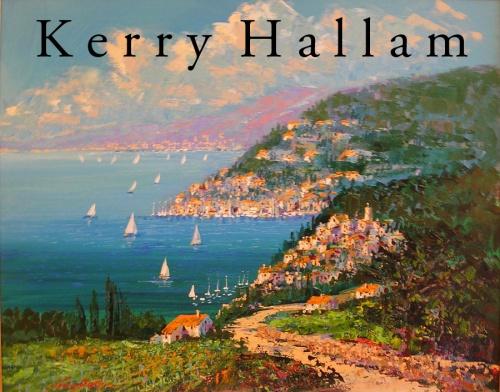 Работы художника Kerry Hallam (61 обоев)