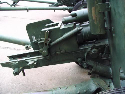 Советская 76-мм дивизионная пушка ЗИС-3 (29 фото)