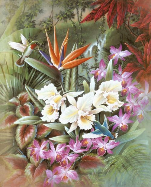 Работы художника Tan Chun Chiu (93 работ)