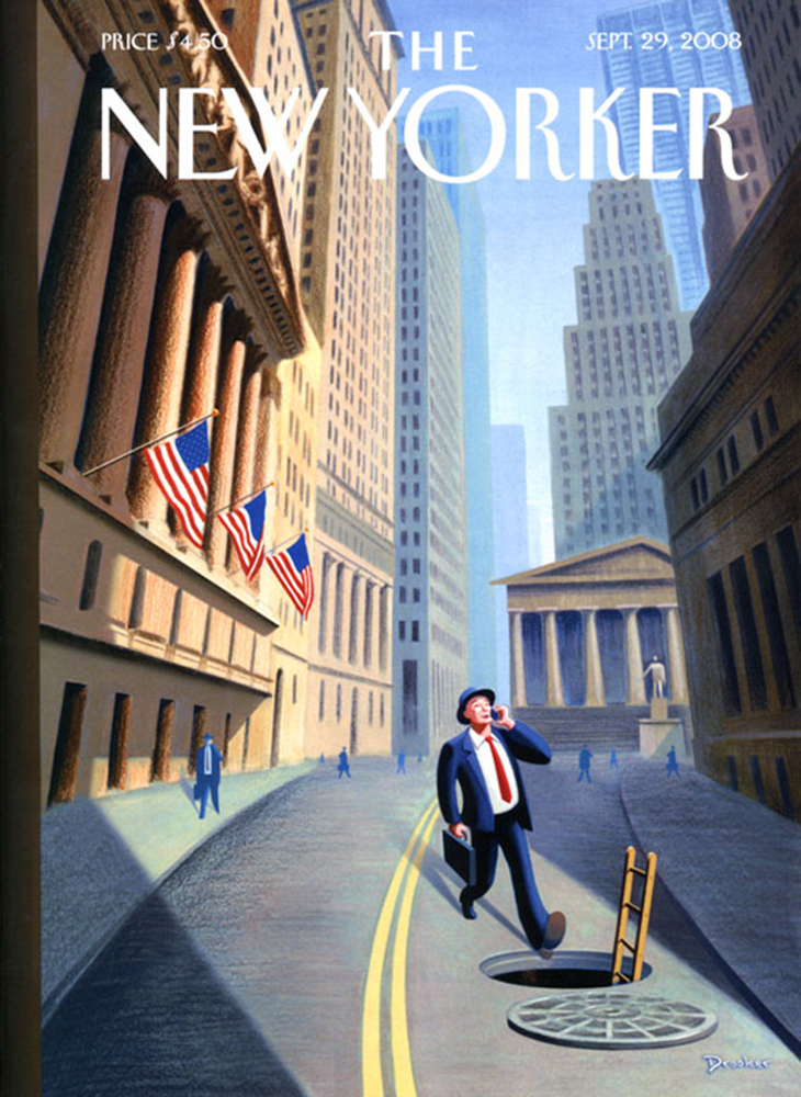 an analysis of three ads selected from the new yorker magazine