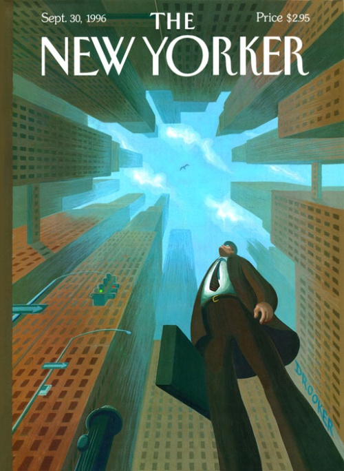 Covers magazine New Yorker | Обложки журнала New Yorker (136 фото)