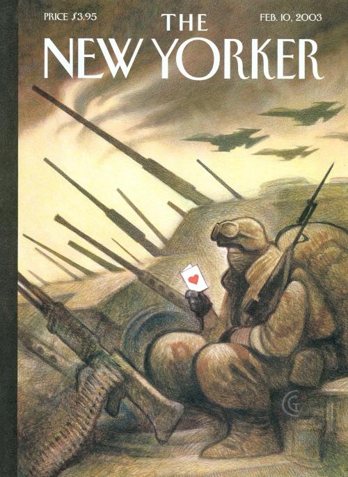 Covers magazine New Yorker | Обложки журнала New Yorker (136 обоев)