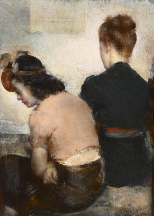 Григорий Ефимович Глюкман  Grigory Gluckmann (1898-1973) (57 обоев)