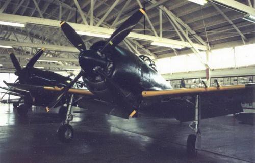 Японский истребитель N1-K George (81 обоев)